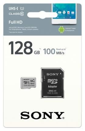 Карта памяти Sony Micro SDHC MY4 SR-G1MY4A 128GB