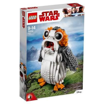 Конструктор LEGO Star Wars Порг 75230