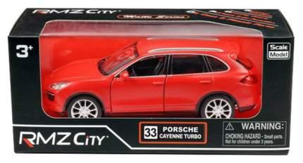 Коллекционная модель RMZ City Porsche Cayenne Turbo 444012-RD