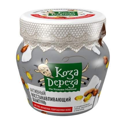 Подарочный набор Коза Дереза №20 Восстановление и питание для волос на козьем молоке