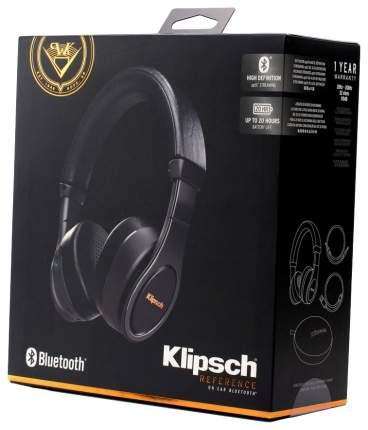 Наушники беспроводные Klipsch Reference On Ear Black