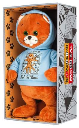 Мягкая игрушка Maxitoys Колбаскин&мышель Колбаскин Да Винчи, 25 см в коробке