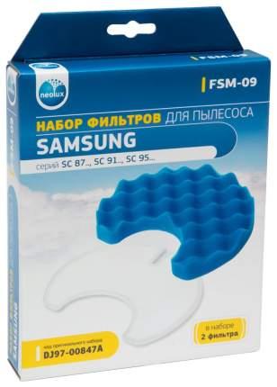 Фильтр для пылесоса Neolux FSM-09