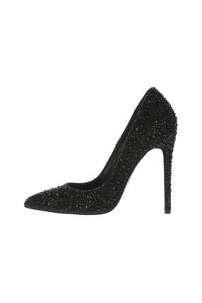 Туфли женские CESARE GASPARI 001-8153/201 черные 35 RU