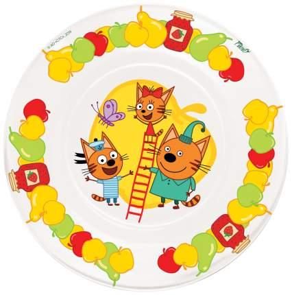 Набор детской посуды Приор Групп Три кота фрукты 135459-TN