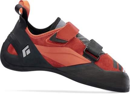 Скальные туфли Black Diamond Focus, rust, 10.5 US