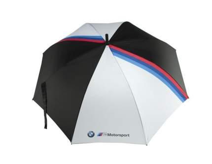 Зонт-трость BMW M Motorsport Umbrella, Black/White