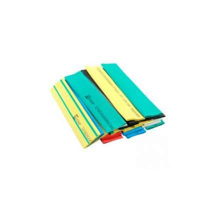 Термоусадка EKF ТУТ 12/6 набор:7 цветов по 3шт. 100мм. PROxima