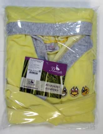 Банный халат Primavelle Smile Цвет: Светло-Лимонный (xS-S)
