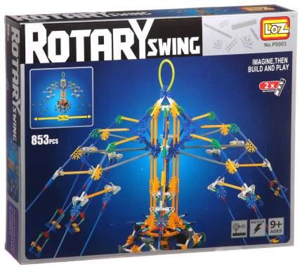 Конструктор Loz Rotaryswing карусель 853 детали P0003