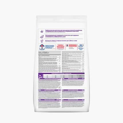 Сухой корм для кошек Hill's Science Plan Sensitive Stomach & Skin, курица, 1,5кг