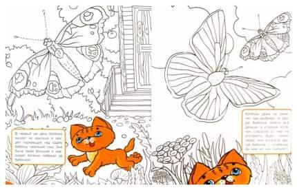 Книга Знакомимся с миром насекомых. Развивающие раскраски для детей 5-6 лет