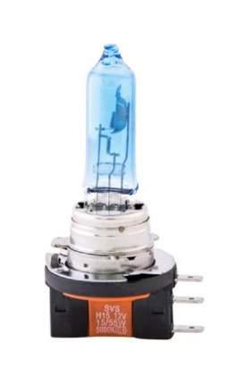 Комплект галогенных ламп SVS H15 55W 12V White 5000K Ver.2.0 + W5W White