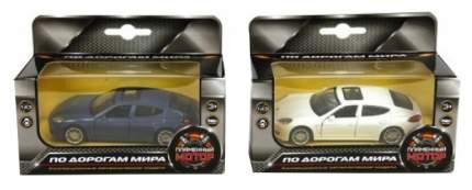 Машинка Пламенный мотор 1:43 Porsche panamera S
