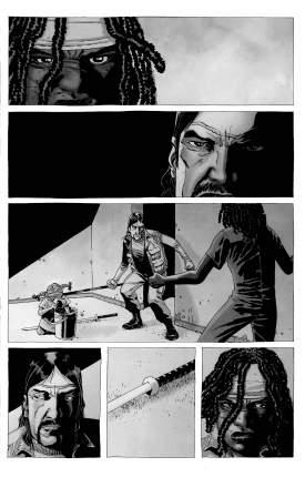 Комикс Ходячие Мертвецы. Том 6