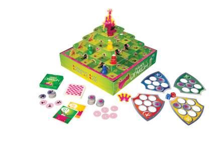 Настольная игра Рыцарь, дракон и шахматное королевство
