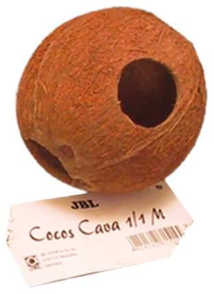 Пещера для террариума JBL Cocos Cava целый кокос M, 10х10х10 см