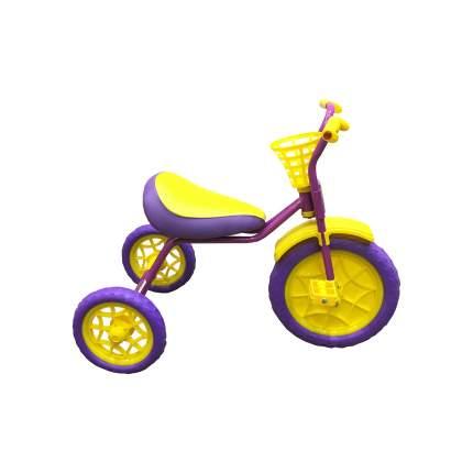Трехколесный велосипед Woodlines Зубренок Сиреневый