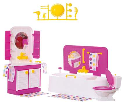 Мебель для кукол Огонек Зефир С-1407