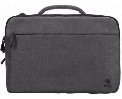 """Сумка для ноутбука 15"""" Baseus Protective Handbag Grey"""