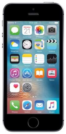 Смартфон Apple iPhone SE 64GB Space Grey (MLM62RU/A)