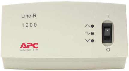 Однофазный стабилизатор APC Line-R 1200VA Auto 1000179241