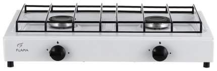 Настольная газовая плитка Flama 1217 White