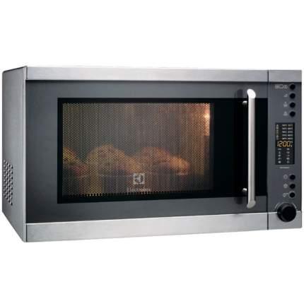 Микроволновая печь с грилем и конвекцией Electrolux EMS30400OX silver