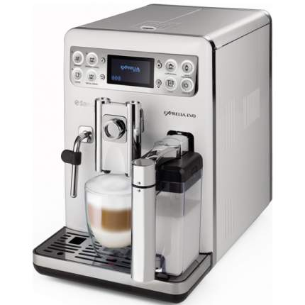 Кофемашина автоматическая Saeco Exprelia HD8859/01