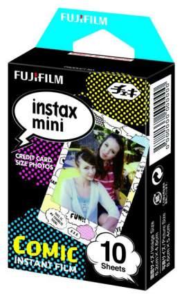 Картридж для фотоаппарата Fujifilm Colorfilm Instax Mini Comic WW1 10/PK