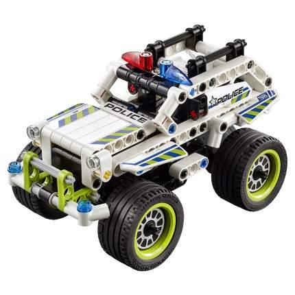 Конструктор LEGO Technic Полицейский патруль (42047)