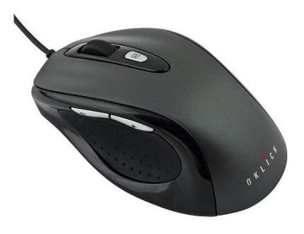 Игровая мышь OKLICK 404 M Black/Red