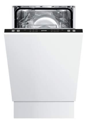 Встраиваемая посудомоечная машина 45см GORENJE GV51211