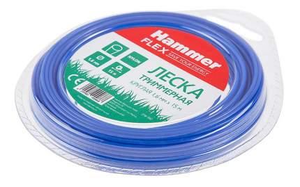 Леска для триммера Hammer Flex 216-102 TL ROUND (38658)