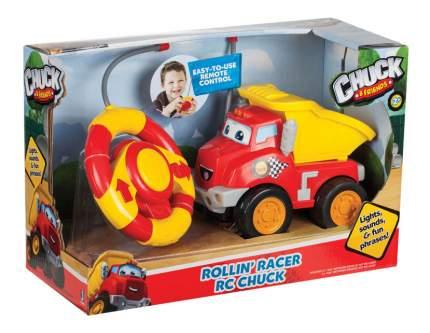 Chuck & friends машинка + руль (р.у.)