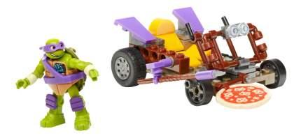Конструктор пластиковый Mega Bloks® Черепашки – гонщики DMX36 DMX37