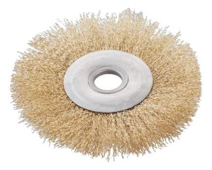 Дисковая кордщетка для угловых шлифмашин Зубр 35186-200