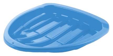 Санки пластиковые НОРДПЛАСТ голубые
