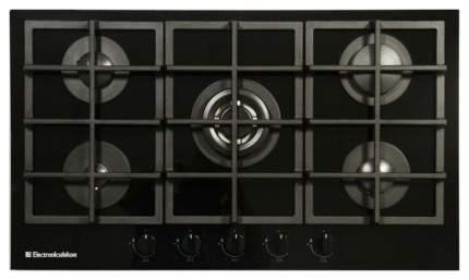 Встраиваемая варочная панель газовая Electronicsdeluxe GG51130245F TC-000 Black