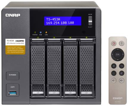 Сетевое хранилище данных QNAP TS-453A-4G
