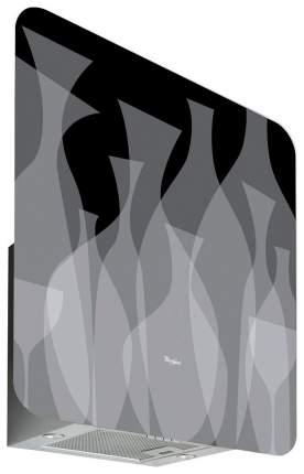 Декоративная панель для вытяжки Whirlpool AG PA 005 BW