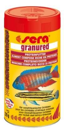Корм для рыб Sera Granured, гранулы, 250 мл