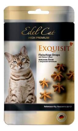 Лакомство для кошек Edel Cat мясное безе с печенью, 0,04 кг