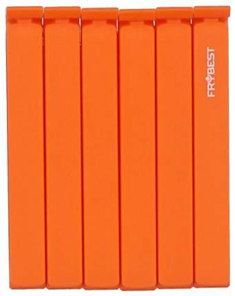 Кухонные клипсы Frybest ORANGE026 Оранжевый
