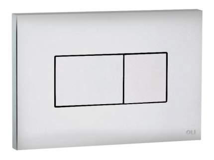 Кнопка смыва OLI Karisma хром глянцевый (641004)