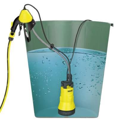 Дренажный насос Karcher BP1 Barrel Set 1.645-465.0