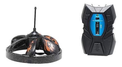 Радиоуправляющая игрушка От винта! тарелка летающая Fly-0190