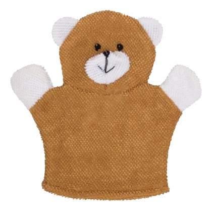 Мочалка-варежка детская ROXY-KIDS Baby Bear