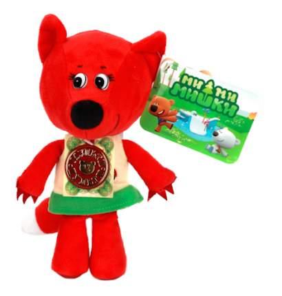 Мягкая игрушка Мульти-Пульти Мимимишки, лисичка, 18 см в пак,