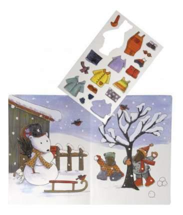 Магнитная игра Egmont Toys The 4 seasons of Max